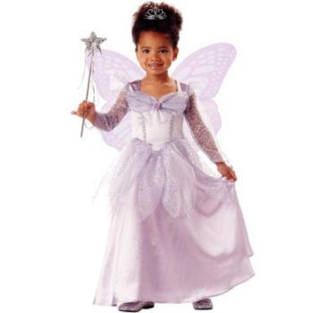 Butterfly Princess Toddler  Child Costume