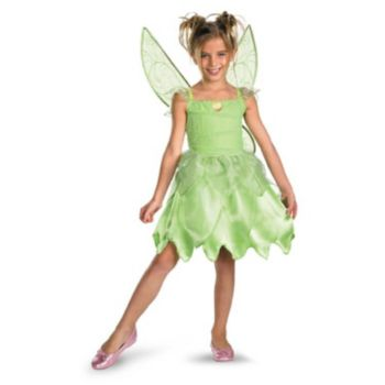 Tink and the Fairy Rescue - Tinkerbell Classic Toddler  Child Costume