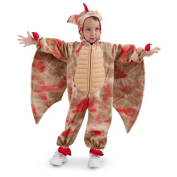 Red Dragon Toddler  Child Costume
