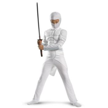 G.I. Joe Retaliation Storm Shadow Classic Muscle Chest Child Costume