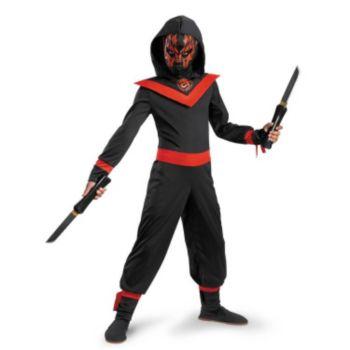 Neon Ninja Child Costume