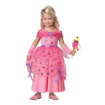 Sweet Fairy Princess Toddler Costume