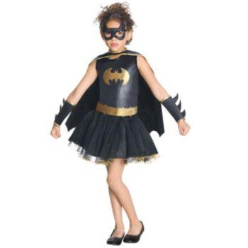 Batgirl Tutu Child Costume
