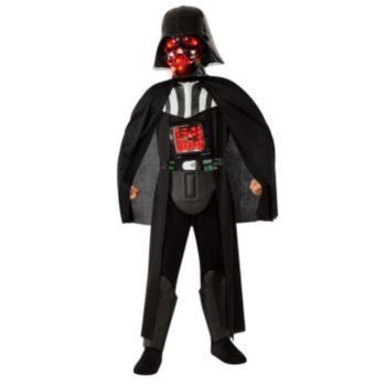 Star Wars Deluxe Light-Up Darth Vader Child Costume