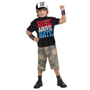 WWE John Cena Muscle Chest Child Costume