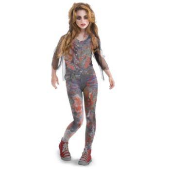Zombie Dawn Child Costume