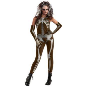 Skelee Girl Child Costume