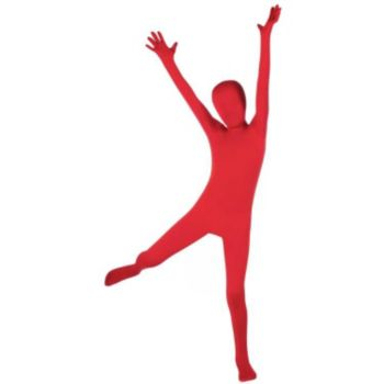 Red Skin Suit Child Costume
