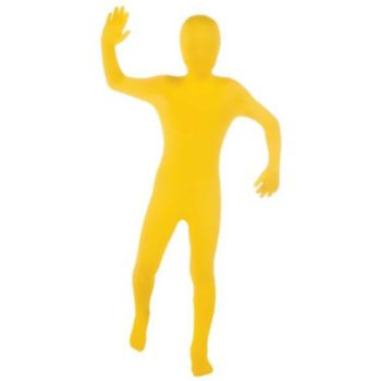 Yellow Skin Suit Child Costume