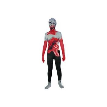 Zombie Skin Suit Child Costume