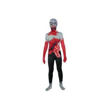 Zombie Skin Suit Child Costume