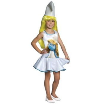 The Smurfs - Smurf Dress Child Costume