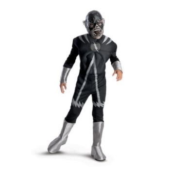 The Blackest Night Deluxe Zombie Flash Child Costume