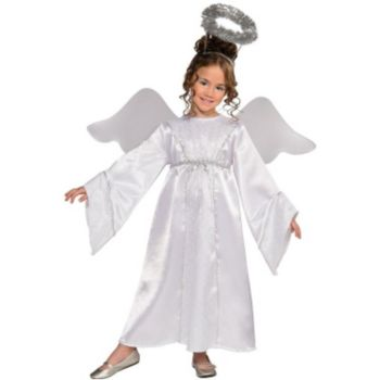 Heavenly Angel Child Costume