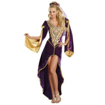 Queen of Thrones Adult Costume