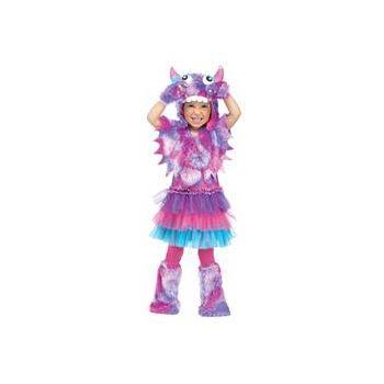 Polka Dot Monster Toddle Costume