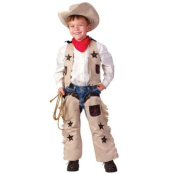 Little Sheriff Toddler Costume