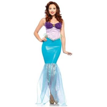 Disney Princess Undersea Ariel Adult Costume