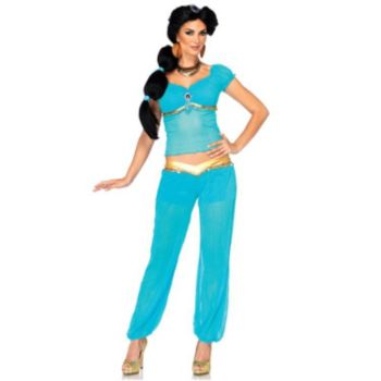 Disney Princesses Jasmine Adult Costume