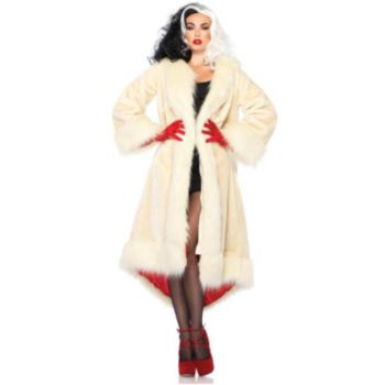 Disney Cruella Adult Coat