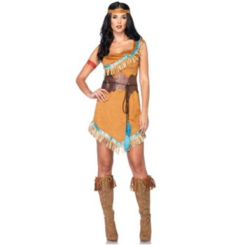 Disney Princesses Pocahontas Adult Costume