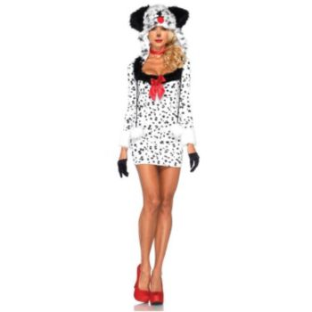Dotty Dalmation Adult Costume