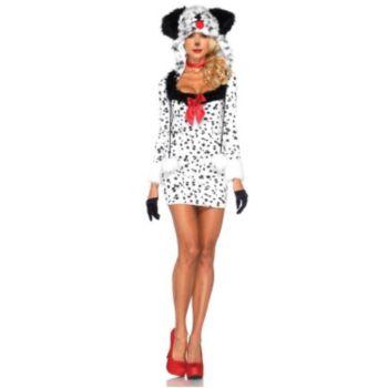 Dotty Dalmation Adult Costume