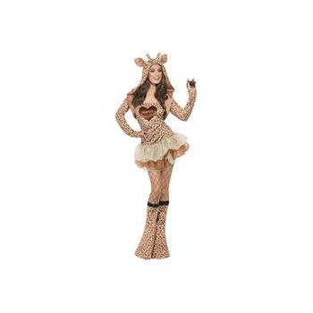 Giraffe Women's Adult Costume