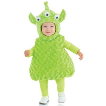 Alien ToddlerChild Costume