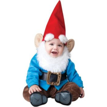 Little Garden Gnome InfantToddler Costume
