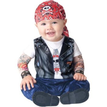 Born to be Wild InfantToddler Costume