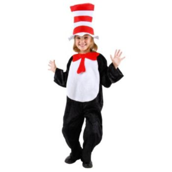 Dr. Suess Cat In The Hat ToddlerChild Costume