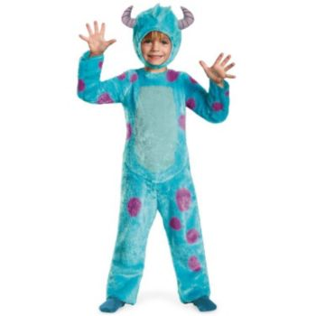 Monsters U Sulley ToddlerChild Deluxe Costume