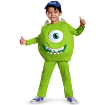 Monsters U Mike ToddlerChild Costume
