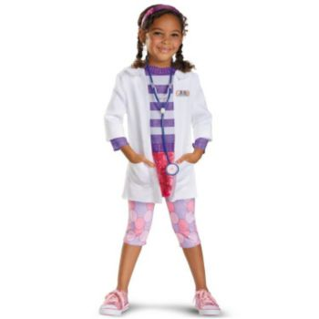 Deluxe Doc McStuffins ToddlerChild Costume