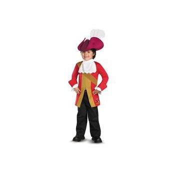 Disney Jake And The Neverland Pirates Captain Hook ToddlerChild Costume