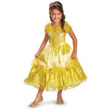 Disney Belle Deluxe Sparkle ToddlerChild Costume