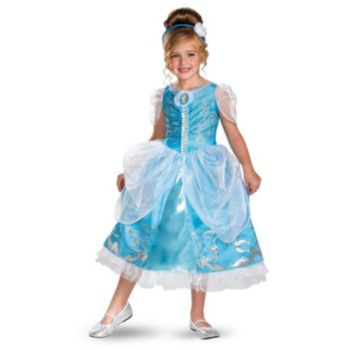Disney Cinderella Deluxe Sparkle ToddlerChild Costume