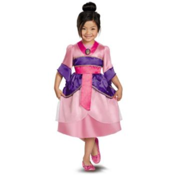 Disney Mulan Sparkle ToddlerChild Costume