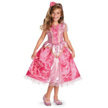 Disney Aurora Deluxe Sparkle ToddlerChild Costume