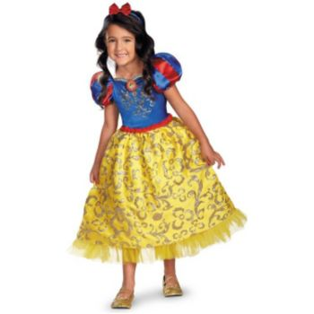 Disney Snow White Deluxe Sparkle ToddlerChild Costume