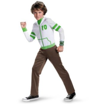 Ben 10 Omniverse Child Costume