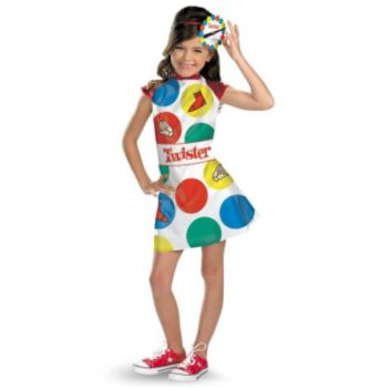 Twister Kids Costume