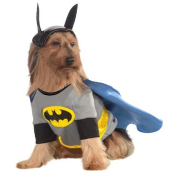 DC Comics Batman Dog Costume