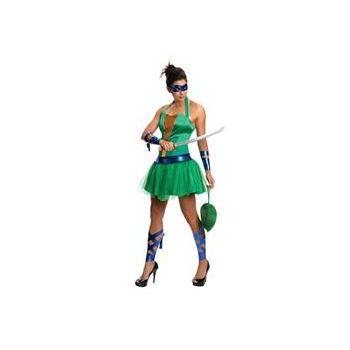 Teenage Mutant Ninja Turtles Leonardo Adult Dress