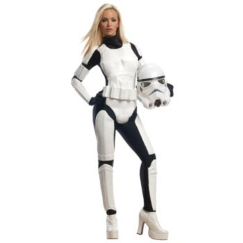 Star Wars Woman's Stormtrooper Adult Costume