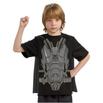 Superman-General Zod Child Costume Top and Cape