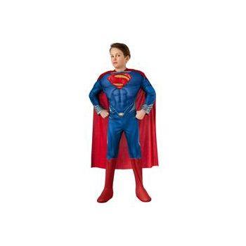 Superman-Man of Steel-Deluxe Lightup Superman Child Costume