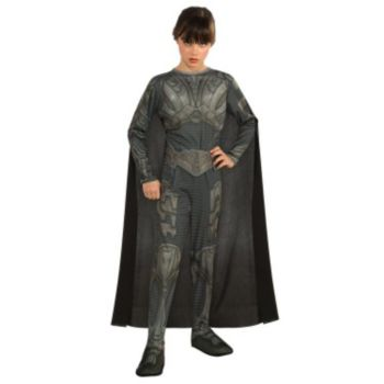 Superman- Man of Steel - Faora Tween Costume