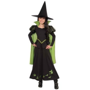 Wizard of Oz - Wicked Witch Of The West Child Costume